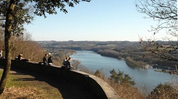 Am Lago Maggiore des Ruhrgebiets