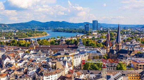 Die Beethoven-Stadt Bonn