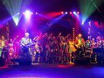 Höhner Rockin' Roncalli Show in Düren