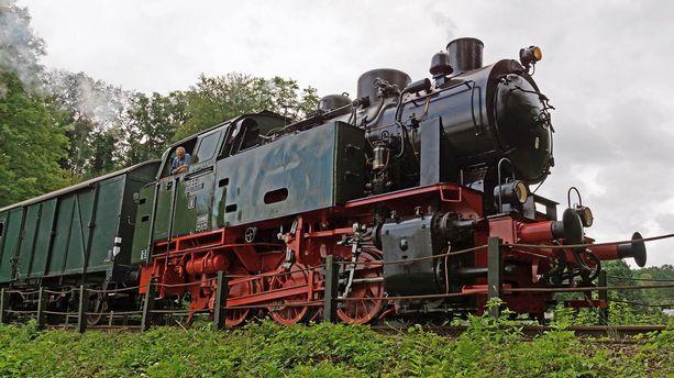Hespertalbahn, Essen