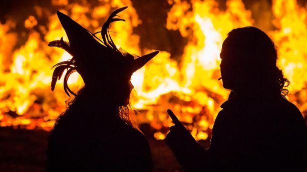 Hexennacht auf Burg Satzvey