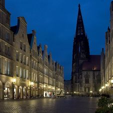 Münster – ein spannender Mix