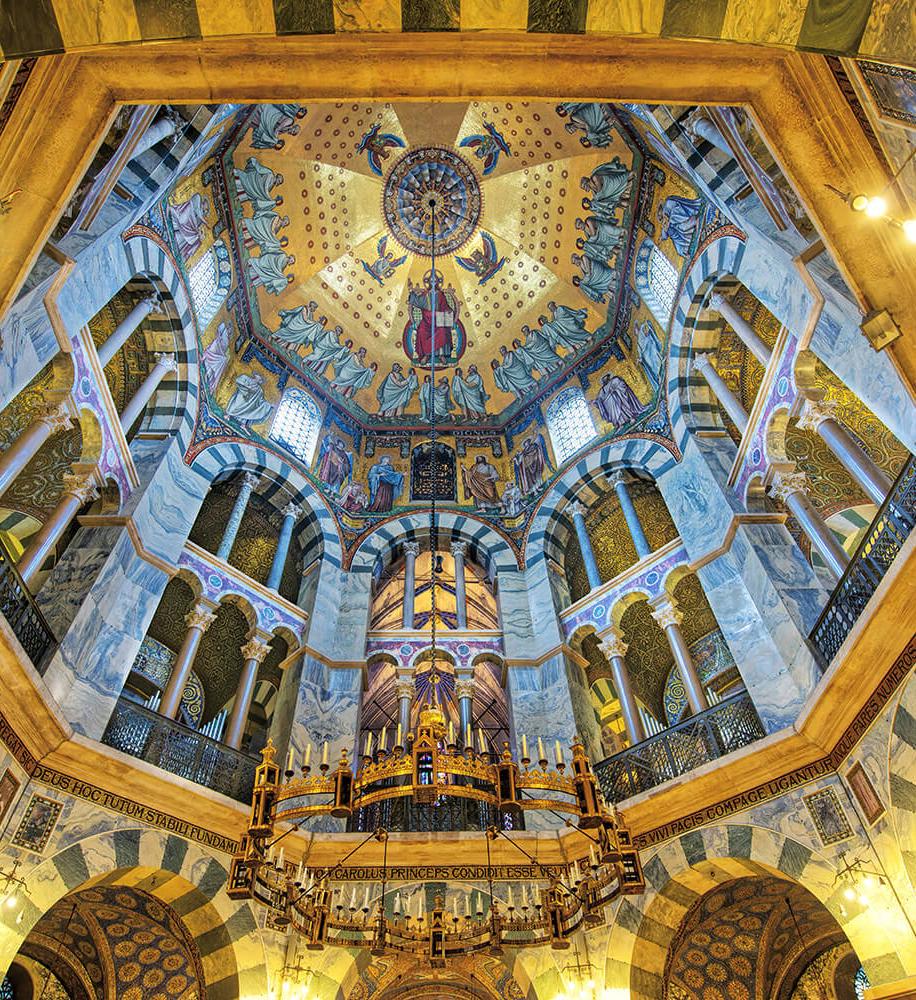 UNESCO-Weltkulturerbe Aachener Dom