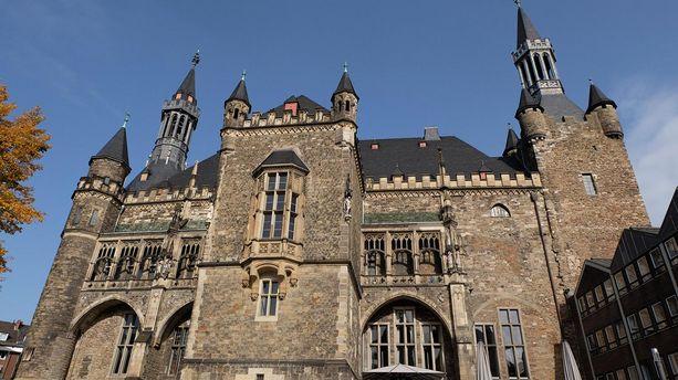 Aachener Rathaus, Aachen