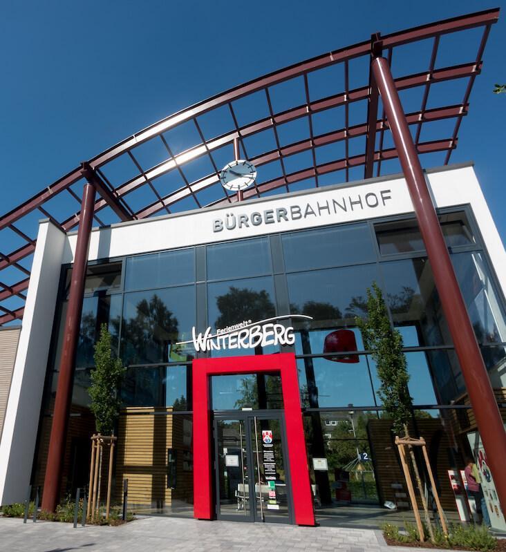 Welche Station wird NRW-Wanderbahnhof 2020?