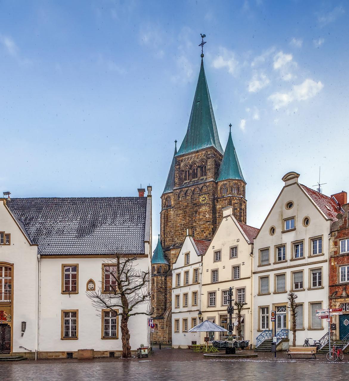 Warendorf – die Pferdestadt im Münsterland