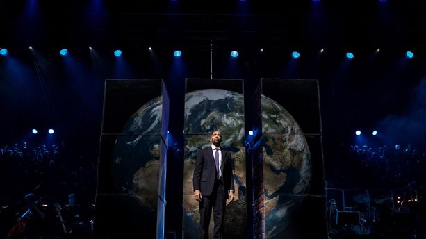 Chormusical Martin Luther King – Ein Traum verändert die Welt