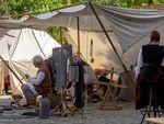 Mittelalter-Sommerfest auf Burg Erkelenz