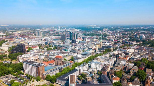 Dortmund und seine Einkaufsmeile