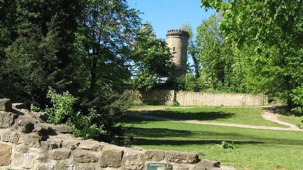 "Der Stadtpremiumweg ""Tecklenburger Romantik"""