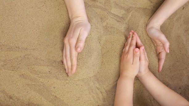 Der Archimedische Sandkasten