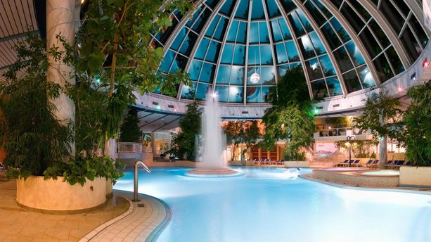 Westfalen-Therme, Bad Lippspringe